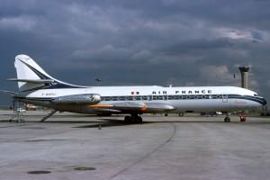 F-BHRU AF3  D1  Poitou CDG 07-1976