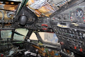 Flight Engineer Panels