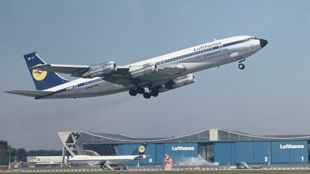 Boeing 707 erworben!